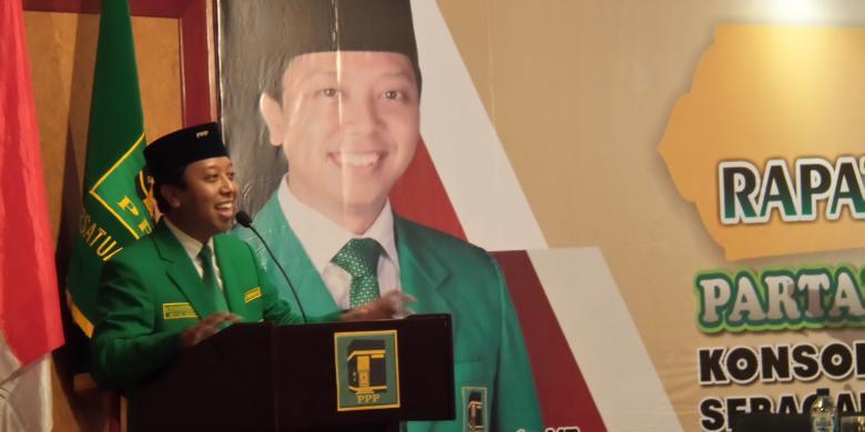 Ketum : PPP Kembali ke Muktamar Bandung 2009
