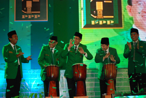 PPP Mukatamar Surabaya Tunggu Salinan MA