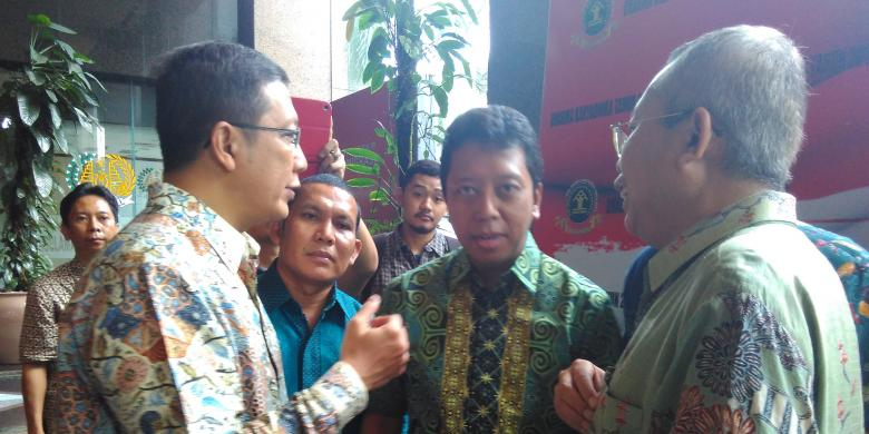 Pengurus PPP Temui Jokowi di Istana