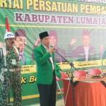 H. M. Musyaffa' Noer, MM, M.Si Dukung H. Rofiq Abidin Maju Pilkada