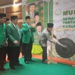 Muscab Banyuwangi Memberi Peluang Eksternal untuk Menjadi PH DPC PPP