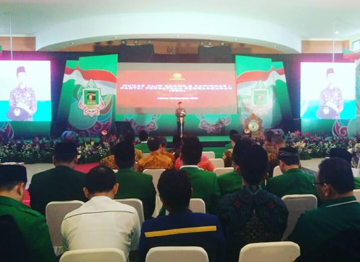 Munas dan Rapimnas PPP Di Buka Oleh Presiden JOKOWI