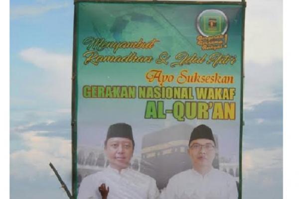 PPP Gencar Menyelenggarakan Wakaf Alqur'an