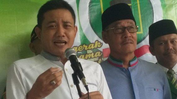 'Serba 10', Djoko Susanto Serahkan Berkas Cabup Jember ke PPP
