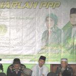 Jelang Pilkada 2020, PPP Situbondo konsolidasi Kekuatan Struktur dan Kultur