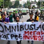 PPP Tak Percaya Ada Salah Ketik di RUU Omnibus Law