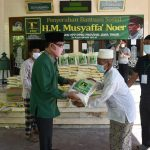 Untuk Takmir Masjid se-Jawa Timur, PPP Bagikan Puluhan Ribu Paket Sembako