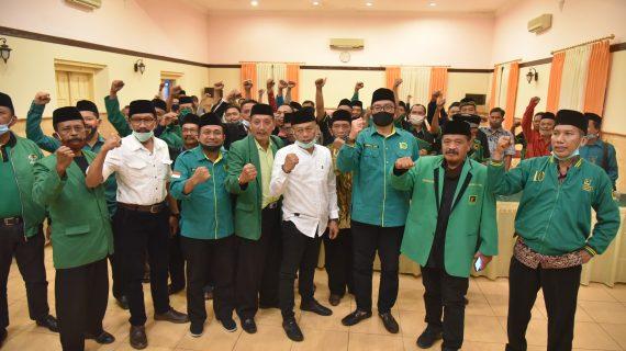 Rapimcab DPC PPP Ponorogo Usulkan H. Sugiri Sancoko Sebagai Bacabup