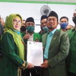 Rekom PPP Jatuh Pada Pasangan YONI Dalam Pikada Kabupaten Mojokerto