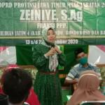 Zeiniye Ingatkan Warga Situbondo Awasi Dana Covid Tidak Digunakan Untuk Kepentingan Pilkada
