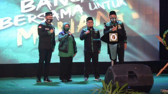Gebyar dan Dihadiri Bupati, Jombang Awali Muscab PC GPK di Jatim