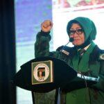 Pidato Mundjidah Wahab Bakar Semangat Kader GPK Jombang
