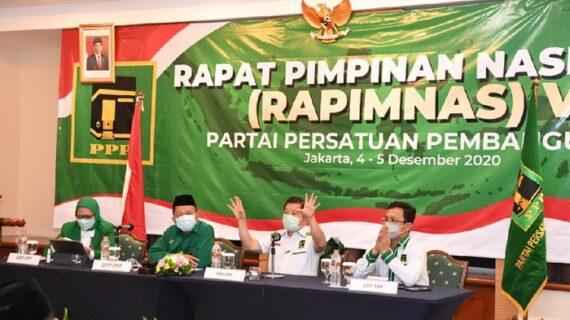 Batal Gelar di Makassar, PPP Buat Muktamar Virtual dan Zonasi