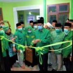 Harlah ke – 48, Musyaffa' Noer Resmikan Gedung Hajar Aswad