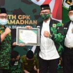 Dinilai Terbaik Konsolidasi Organisasi, PW GPK Jawa Timur Raih Penghargaan