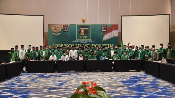Bersiap Bangkit dan Sukses di Pemilu 2024, PPP Jatim Optimalkan Banom hingga Bidik Kaum Millenial