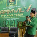 Persiapan Muswil, PPP Jatim Gelar Rapimwil, Kumpulkan Seluruh DPC Se Jawa Timur