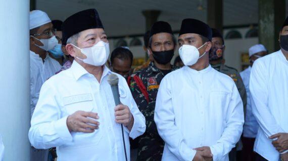 Menteri PPN Setuju Bangun Kawasan Religi KH. Abdul Hamid