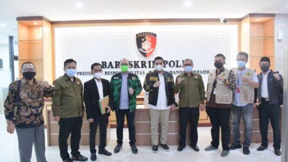 Hina Islam, Tiga Banom PPP Kompak Laporkan Muhammad Kace ke Bareskrim Polri